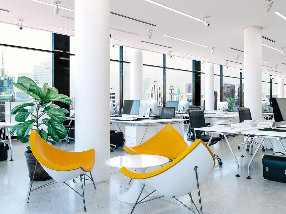 Un bureau design pour grands et petits